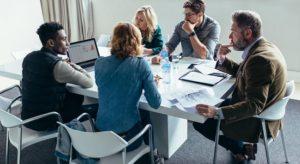 Website Analyse Tool im Meeting