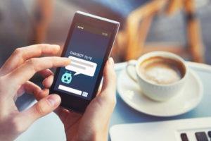 Chat für Unternehmen Webseiten