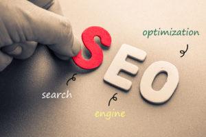 SEO für eine Unternehmenswebseite