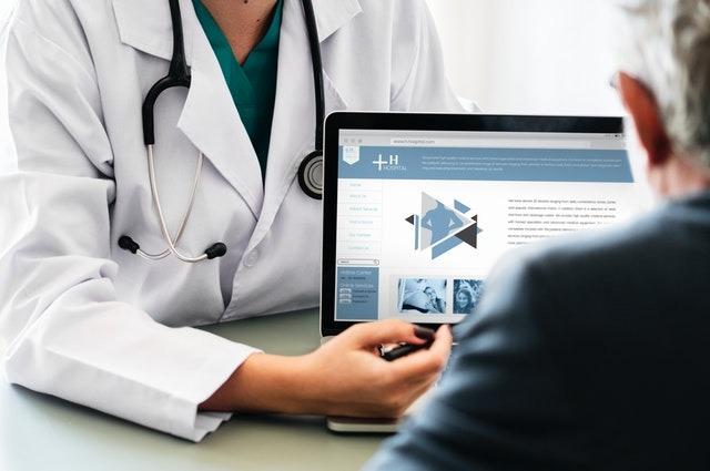 Webdesign für Arztpraxen